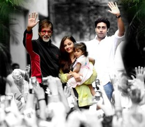 big-b-with-aaradhya